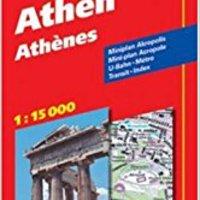 =TOP= Athen / Athens City Map. Undecima recipe ASCAP Heather Media dentro services