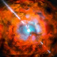 A gamma-kitörések életellenessége meghúzza a kozmológiai állandó alsó határát