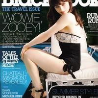 BlackBook Magazine Címlaplány