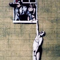 Banksy legjobb alkotásai - Első rész
