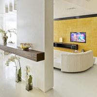 Erőteljes modern design: Moszkvai luxus apartman
