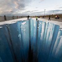 Hihetetlen 3D-s utcai művészet