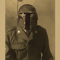 Viktoriánus Star Wars portrék