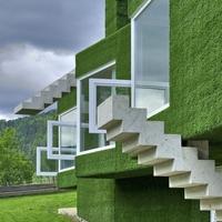 Egy kissé meghökkentő ház Ausztriából