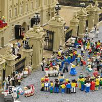 2011 ikonikus pillanatai Lego változatban