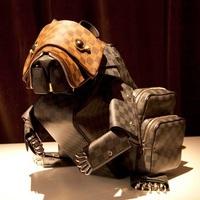 Louis Vuitton állat szobrok