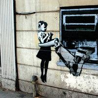 Banksy legjobb alkotásai - Negyedik rész