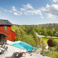 Élettel és melegséggel teli villa Svédországból