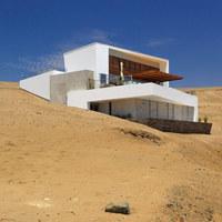 Part menti villa Peruban a modern design jegyében