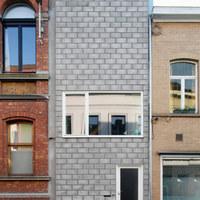 Érdekes építészeti megoldás Belgiumból