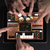 Mini zene stúdió Applikáció iPadre