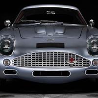 Karbon Szálas Aston Martin DB4 Zagato
