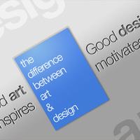 Good Art vs. Good Design