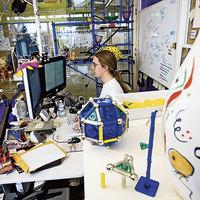 Felnőttek játszótere - internetes munkahelyek