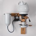 Barkács design: szemléltető kávéfőző Németországból