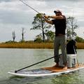 Szörfhorgászat Kaliforniából + videó: anyu halat fog...