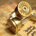 Temetésre azért ne: mandzsettagomb lőszerből