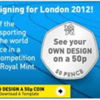 Olimpiai érmepályázat Londonban