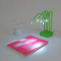 Íróasztal: dolgozzon világító fűszálak fénye mellett!