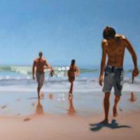Nyári művészet: Philip Barlow életlen festményei