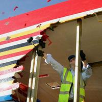 Kalapáccsal, bakker! - Lerombolták a BBC LEGO-házát