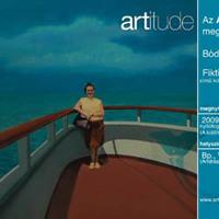 Fiktív emlék - Bódi Kati kiállítása az Artitude Galériában