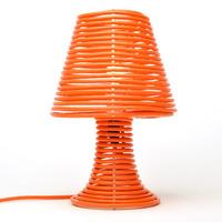 Asztali lámpa kábeltekercsből - Craighton Berman