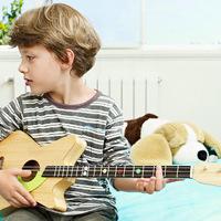 Kickstarter: minőségi kemping gitár gyerekeknek