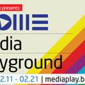 Meghívó: MOME Media Playground a Műcsarnokban