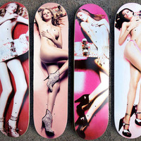 Doodah Supermodel Skateboards
