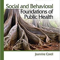 Social And Behavioral Foundations Of Public Health Download