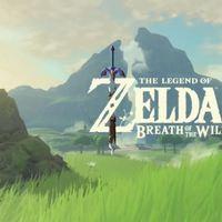 Weekly Game Art - Zelda: Breath of the Wild