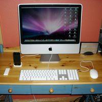 Az iMacről