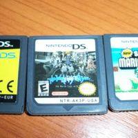 Nintendo DS játék egy Hong Kongi ebay store-ból