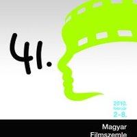 Elindult a 41. Magyar Filmszemle