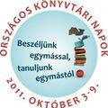 Könyves Vasárnap október 9-én