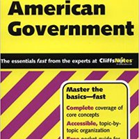:UPDATED: CliffsQuickReview American Government. creditos calidad videos ambito Since