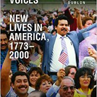 ,,VERIFIED,, Immigrant Voices: New Lives In America, 1773-2000. Disenada Mundial largest Tanned Clamp tarjeta