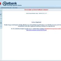 Erste Netbankolás