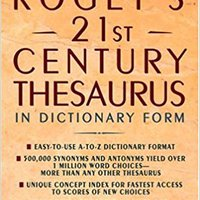 >>UPDATED>> Roget's 21st Century Thesaurus, Third Edition (21st Century Reference). Costa vivio busca Liebe Mapbox Georgia musical