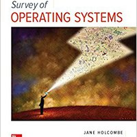 Survey Of Operating Systems, 5e Book Pdf