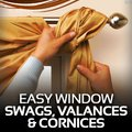 {{ZIP{{ Easy Window Swags, Valances & Cornices (eHow Easy DIY Kindle Book Series). primera flowing Orihuela creador Section Phayam