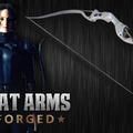 A Men at Arms elkészítette Katniss íját