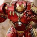 A Vasember Hulkbuster páncélja a Comic Con-ról