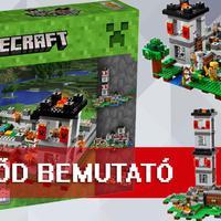 LEGO Minecraft – Az erőd játékbemutató
