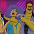 A Simpson család a 80-as éveknek hódol