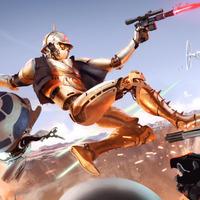 Tehetséges művészek dizájnolták újra a Star Warst