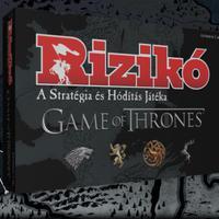 Trónok harca Rizikó Deluxe kiadás   társasjáték-kritika