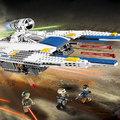 75155 Lázadó U-szárnyú vadászgép   LEGO bemutató