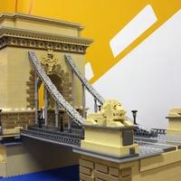 LEGO Lánchíd a LEGO Kreatív Sziget Roadshow-n!